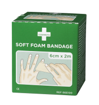 Soft Foam Beige 2-pack